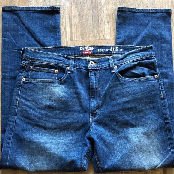 c06b34ce Levi's Jeans   Denizen 232 By Levis Slim Straight Fit   Poshmark